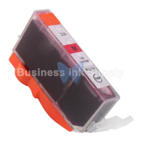 1 MAGENTA CLI-226 Ink for Canon Printer PIXMA iX6520 MG6120 MG8120 CLI-226M