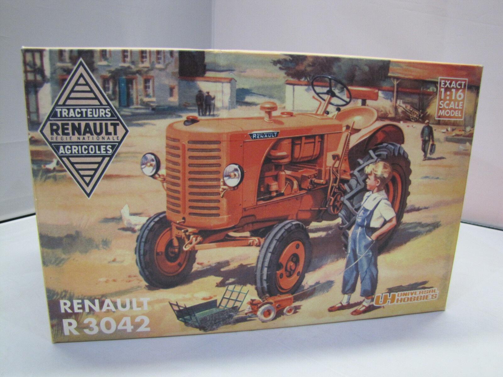 Uh2227 UH Universal Hobbies Renault R 3042 - 1950 - 1 16
