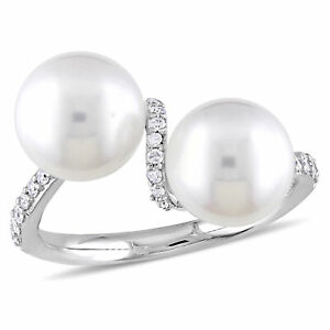 Amour-10k-White-Gold-Cultured-Freshwater-Pearl-Diamond-Bypass-Ring-8-8-5-mm