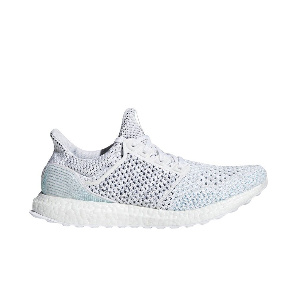 Adidas x Parley Ultraboost (Cloud White/Blue Spirit) Men's Shoes BB7076