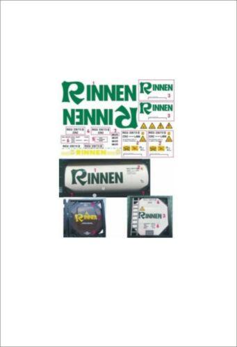 """Decalbogen /""""Rinnen/"""" 1:24 für 20-Fuss Tank-Container 22K2 grüne Schrift"""