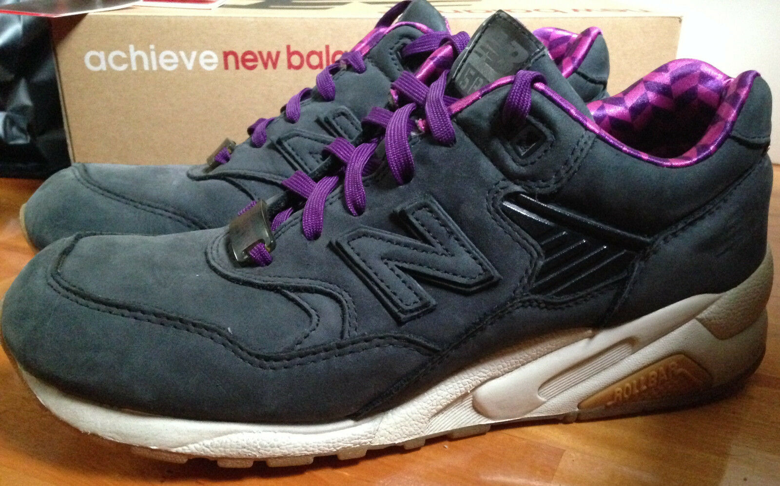 New Balance MT580 UPR SMU Stussy Mad Hectic Undefeated UNDFTD Sz US10