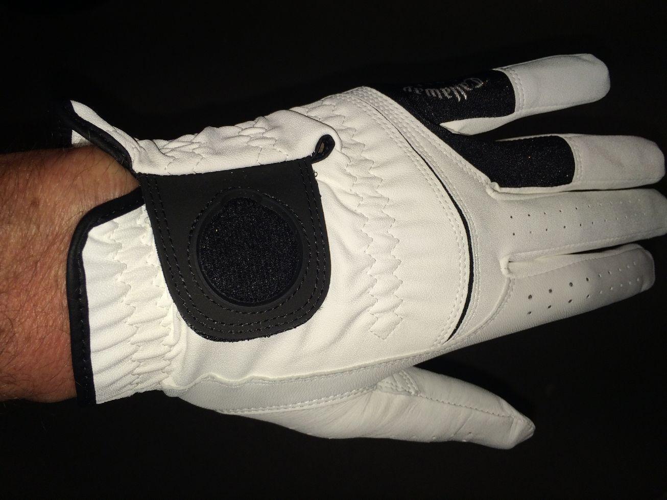 10 callaway de cuero guantes  del pga Pro  punto de venta de la marca
