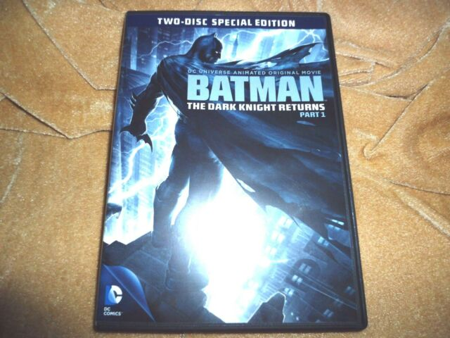Search results for 'The Dark Knight Returns: Part 1' - DVD ...