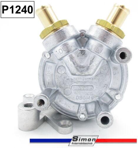 Hardi universal bomba 24v 12 mm recortar para la gasolina diesel//a partir de 100ps