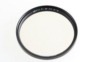 B W Filtro 55mm 55 mm 55e 55 e 010 1x 1 X