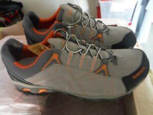 cuero Us Nuevo 47 Hiker 13 en caja Libero Boot Gris Shoe Treksta Eu vx6qwz