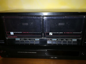 DOUBLE-DECK-SHERWOOD-CD-5300B-DOPPIA-CASSETTA-PLAYER-DOLBY-NR-HIGH-SPEED-DUBBING