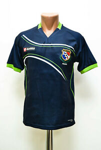 new style ca22e f81f7 Details about PANAMA NATIONAL TEAM 2000`S HOME FOOTBALL SHIRT JERSEY LOTTO  SIZE S ADULT