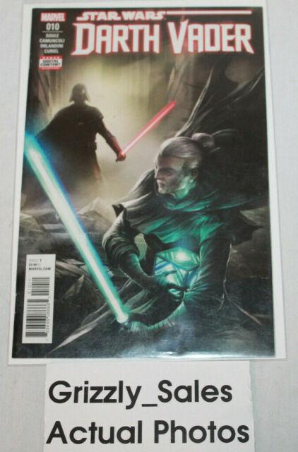 Marvel Star Wars Darth Vader #10 Comic -CanadianSeller-