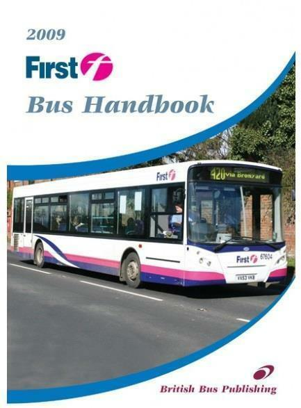 FIRST BUS HANDBOOK 2009  ISBN: 9781904875192