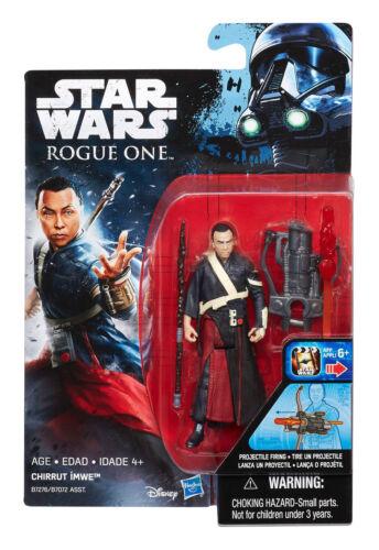 Star Wars b7276 chirrut ímwe Hasbro Rogue one