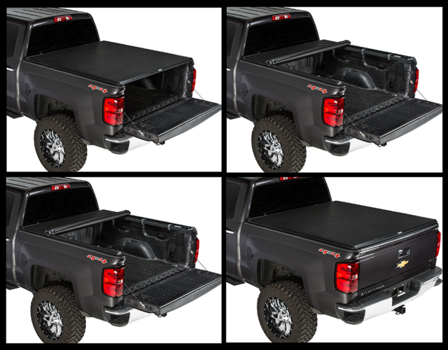 Gator Sr1 Roll Up Fits 14 19 Toyota Tundra 5 5 Ft Tonneau Truck Bed Cover W Ts Ebay