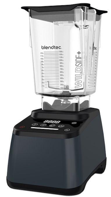 Blendtec Designer 625 6 Speed Blender with Wildside+ Jar Slate NEW