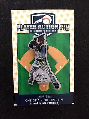 Genial Chicago Cubs Kris Bryant Trikot Revers Pin-classic Collectible Fanartikel '16 W S.meister