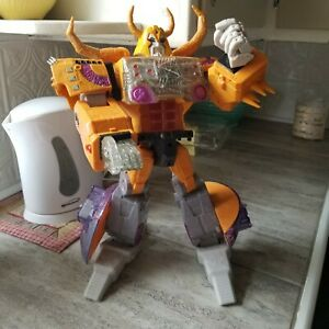 "UNICRON ARMADA Transformer 15"" Acrion Figure"