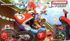 MarioKart Mario Kart RC Track Racing Cars With Yoshi 8 Figure Track Toy