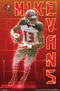 Mike-Evans-Tampa-Bay-Buccaneers-Poster-22x34-NFL-Futbol-15029
