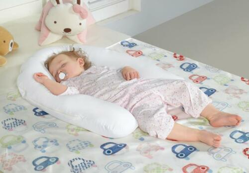 Baby Hug Total Body Support Pillow Sleep  Head Cushion Nursery Bedding.