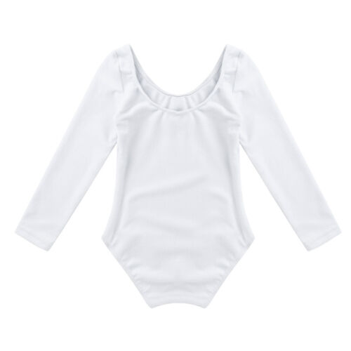 US Ballet Dance Dress Girls Toddler Unitard Gym Dancewear Ballerina Wear Costume