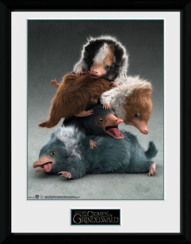 Fantastic Beasts 2 Nifflers Collector Print 30x40 cm art print Wizarding World