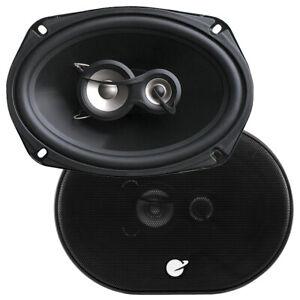 "Planet Torque Series 6X9"" 3-Way Speakers Trq693"