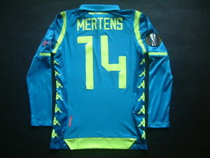 MERTENS-NAPOLI-HOME-Europa-League-match-issued-ML-LS-PREPARATA-2018-2019