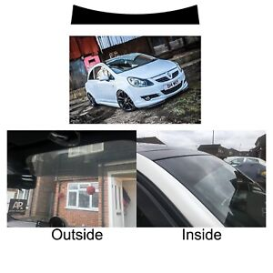 Vauxhall-Corsa-Gen-d-2006-2014-pre-cut-Easy-Fit-Window-Tint-NO-TRIMMING