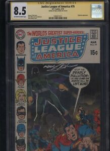 Justice-League-of-America-79-CGC-8-5-SS-Neal-Adams-1970