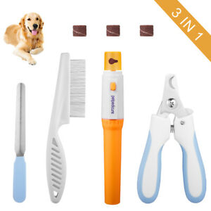 Pet-Nail-Grooming-Set-Contain-pet-Nail-Clippers-amp-Pet-Nail-Grinder-for-Dog-amp-Cat
