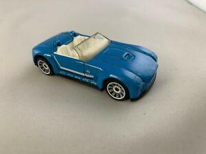 MATCHBOX-Shelby-AC-Cobra-Concept-da-Collezione-Diecast-scala-1-64