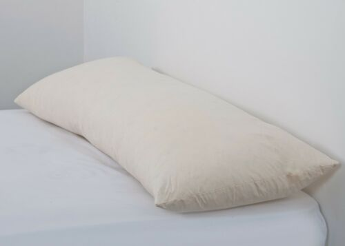 Non-Allergenic Bolster Pillow /& Cases Long Body Support Orthopedic Pregnancy