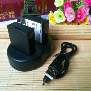 Cargador Canon LP-E10 para Canon EOS Rebel T3 EOS Kiss X70 EOS 2000D