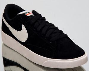 bac1493271b4 Nike Blazer Low SD Women Lifestyle Shoes Black Sail 2018 New ...