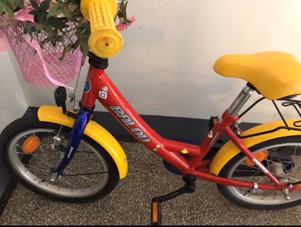 Pigecykel, classic cykel