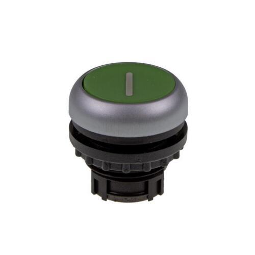 Pressione Tasto Eaton 216607-m22-d-g-x1 Verde I strascicata
