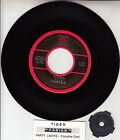 "FABIAN Tiger & CLAUDINE CLARK Party Lights 7"" 45 rpm record NEW + juke box strip"