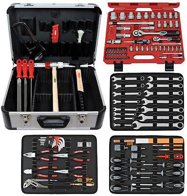 Famex 720-19 Werkzeugkoffer Mit Werkzeug Mit Steckschlüssel Satz Profi Qualität Buy One Give One