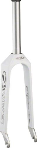 "Answer BMX Pro Dagger Fork 1-1//8/"" White"