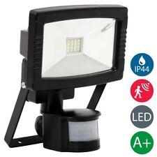LED Außen-Strahler Flutlicht Wand-Fluter Leuchte Bewegungsmelder IP44 B.K.Licht