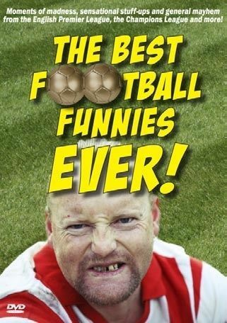 The Best Football Funnies Ever! (DVD, 2009)
