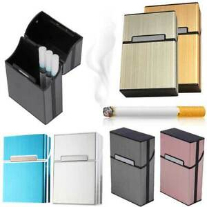 Aluminum-Alloy-Cigar-Pocket-Cigarette-Box-Holder-Tobacco-Storage-Case