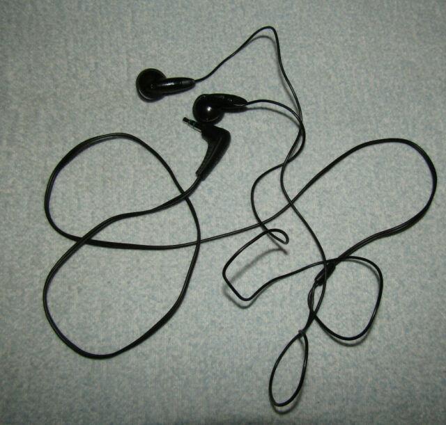 Ohrhörer Kopfhörer von Philips, 3,5 mm Klinke, schwarz