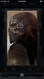 Topps-Star-Wars-Digital-Card-Trader-Black-Character-Mural-Wave-2-Kylo-Ren-Award