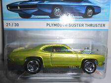 Hot Wheels Cool Classics Series Plymouth Duster Thruster MOPAR