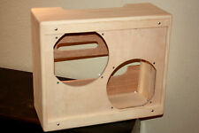 rawcabs Blues Junior narrow panel 2x12 pine empty combo cabinet