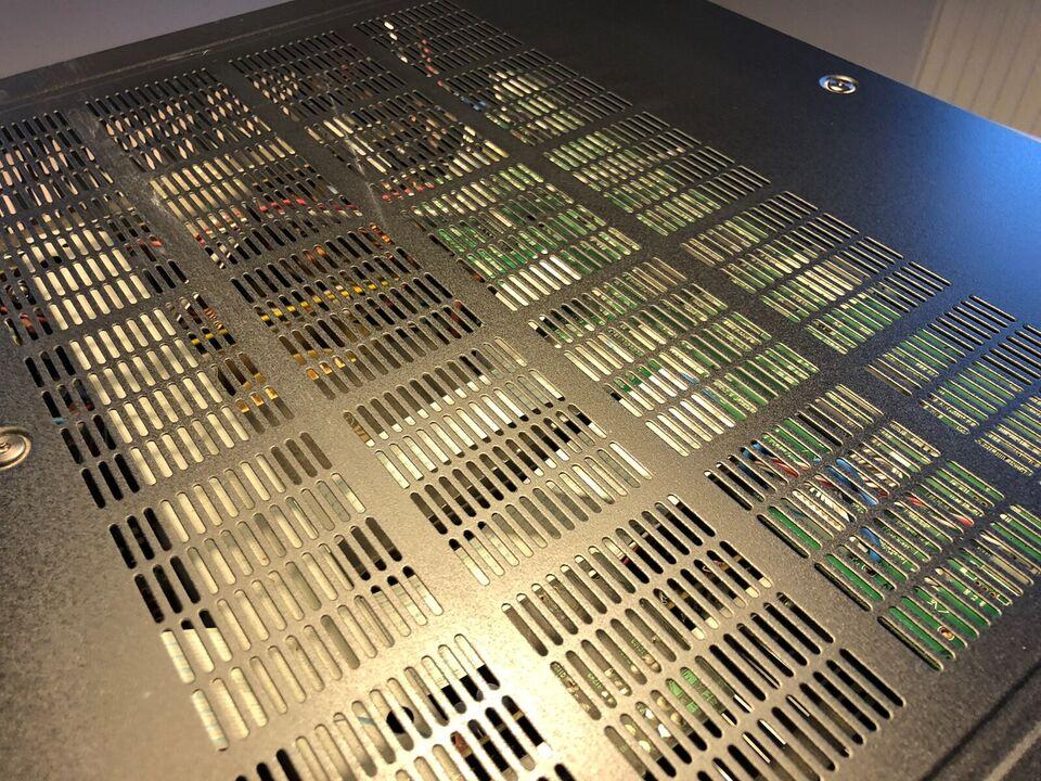 Yamaha, RX-A1010, 7.1 kanaler
