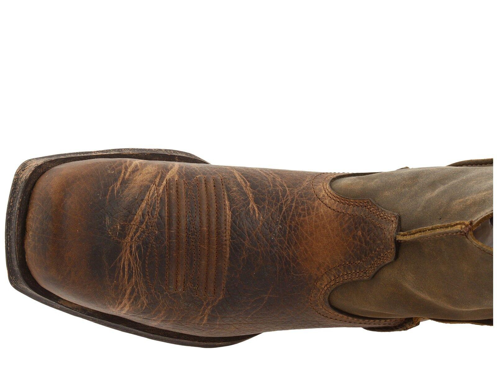 Ariat Men's Rambler Boot - Earth   Brown Bomber - 9.5
