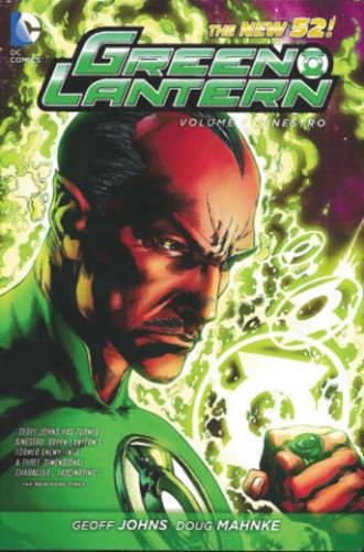 Used Excellent Book Johns Geoff Green Lantern Volume 1: Sinestro TP
