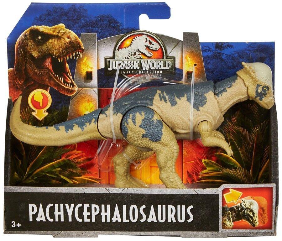 Jurassic World Fallen Kingdom Legacy Collection Pachycephalosaurus Action Figure   magasin d'usine